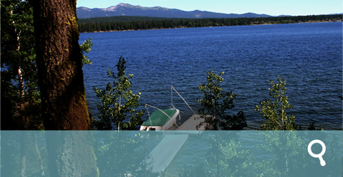 Search for McCall lakefront and Lake access properties.